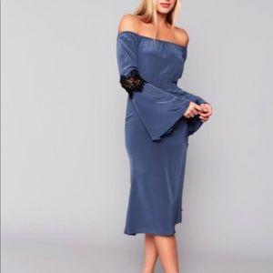 Stone Cold Fox Nicholson Dress 🖤
